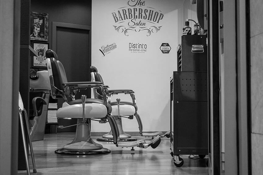 Sillas tradicionales barbero