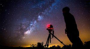 Fotografías de paisajes de noche en Barcelona