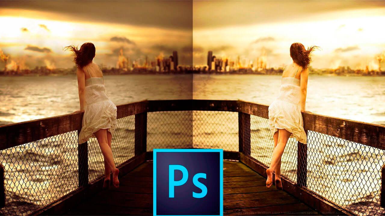 Edición fotográfica profesional Photoshop