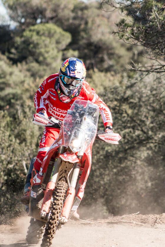 Ivan Cervantes en la competición