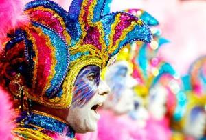 Alegría del carnaval