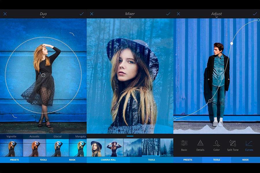 App de fotografía para el movil