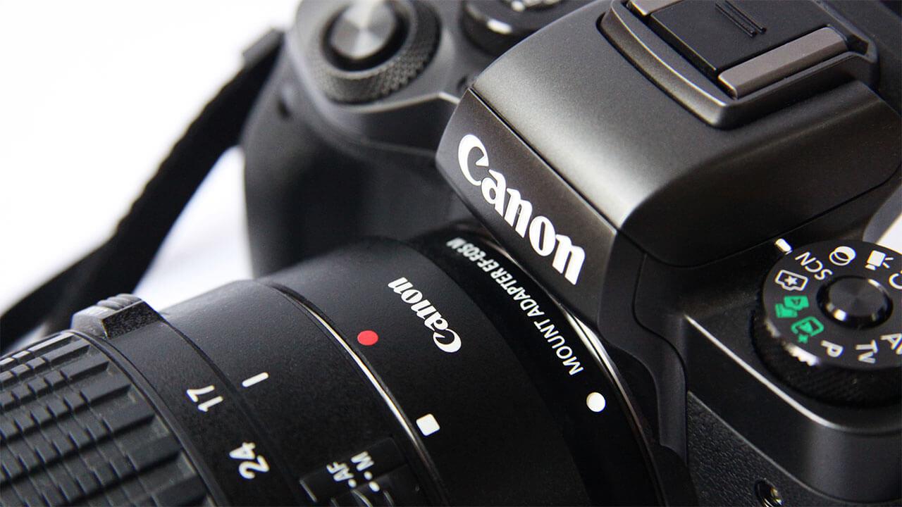 Modos de una cámara