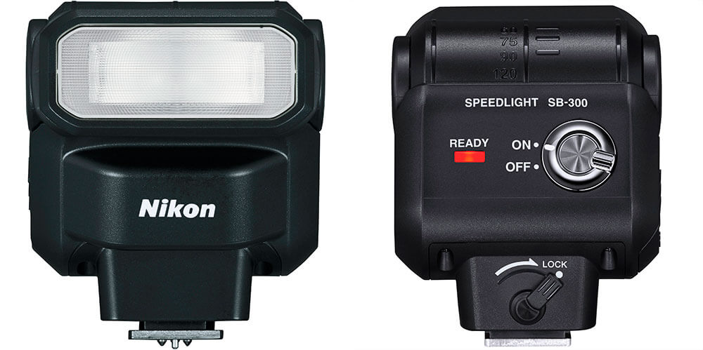 Flash para nikon speedlight sb-300