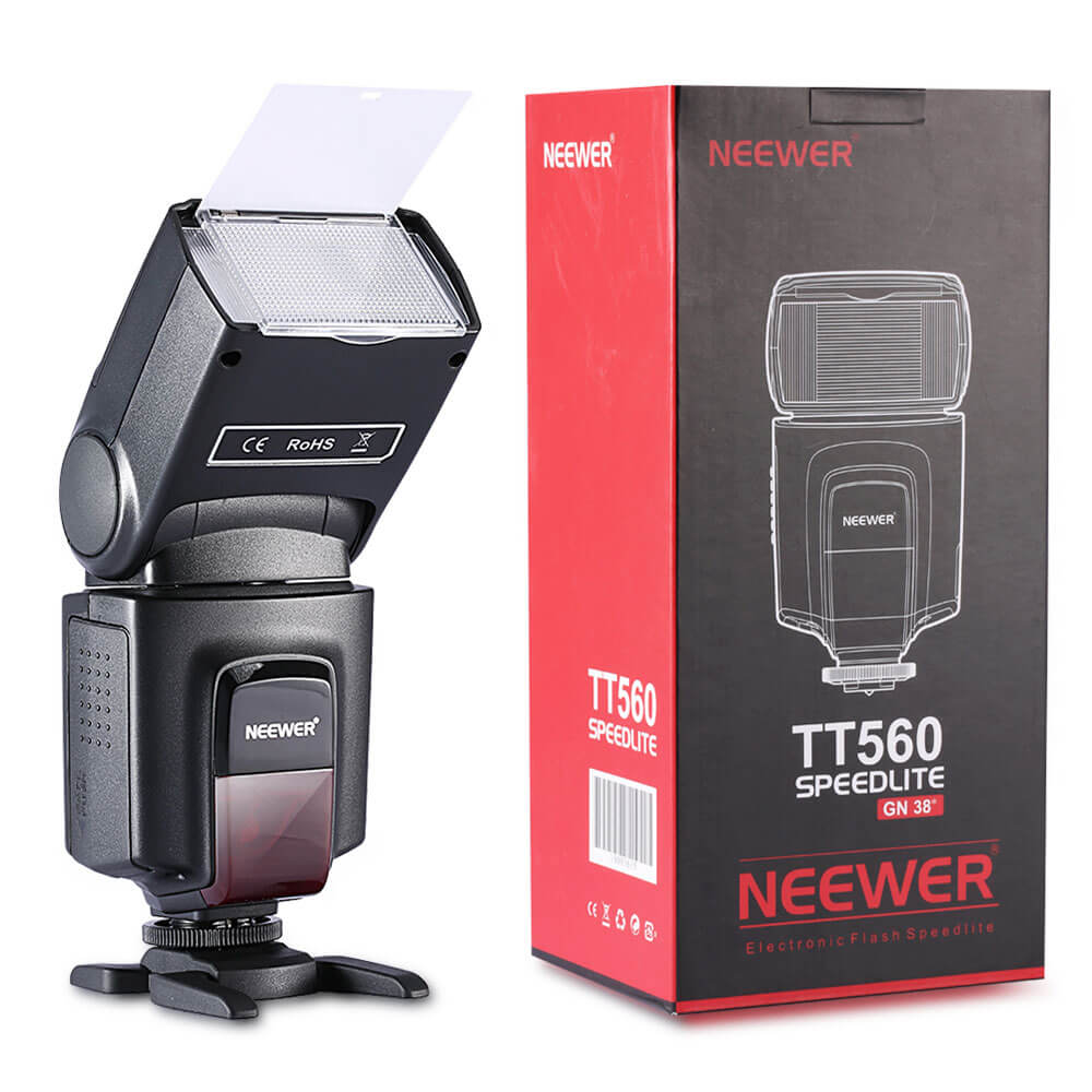 Flash neewer TT560 Speedlite