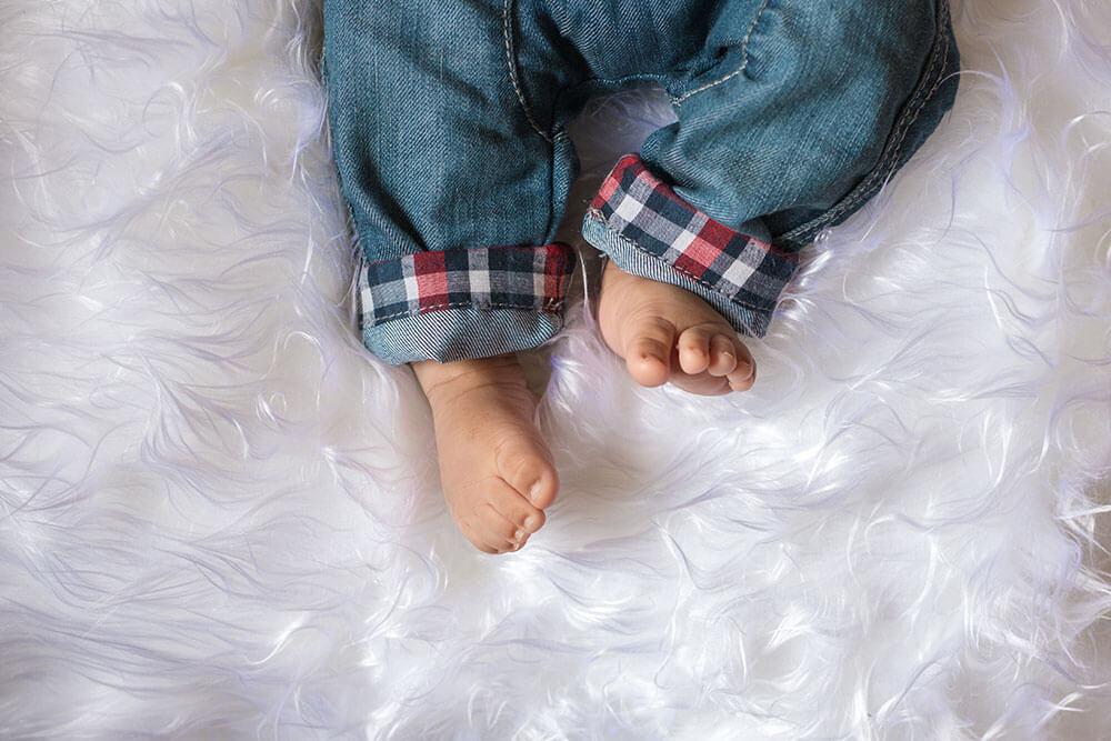Fotografia de recién nacido en Granollers