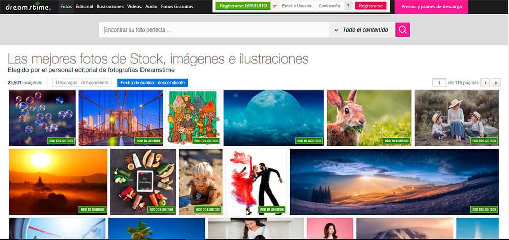 Vende tus imágenes a través de stock