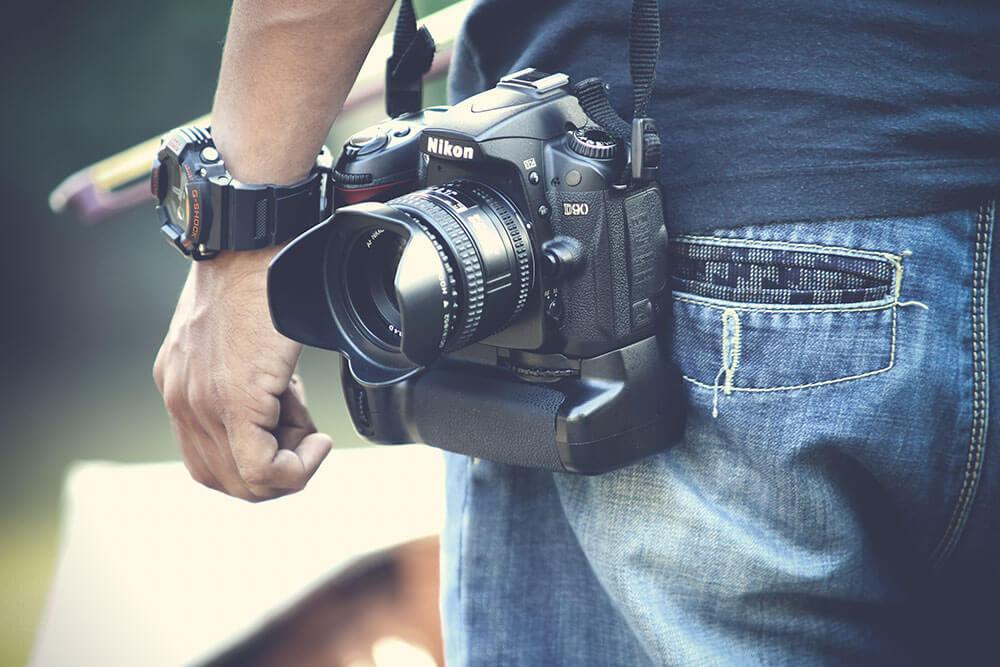 Esperanza de vida de una cámara