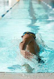 Fotógrafa profesional natación