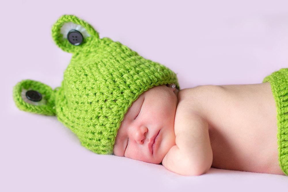 Fotografía de recién nacido en Granollers