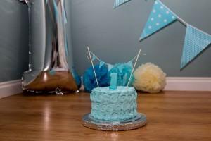 Pastel de cumpleaños en granollers