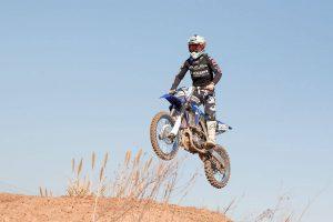 Motocross en el circuito de Barcelona