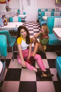 Fotografía de moda en Tommy Mel's
