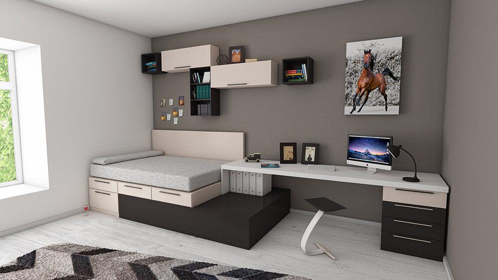Fotografía de interior con ISO baja