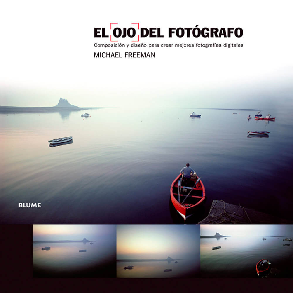 Libro de fotografía el ojo del fotógrafo