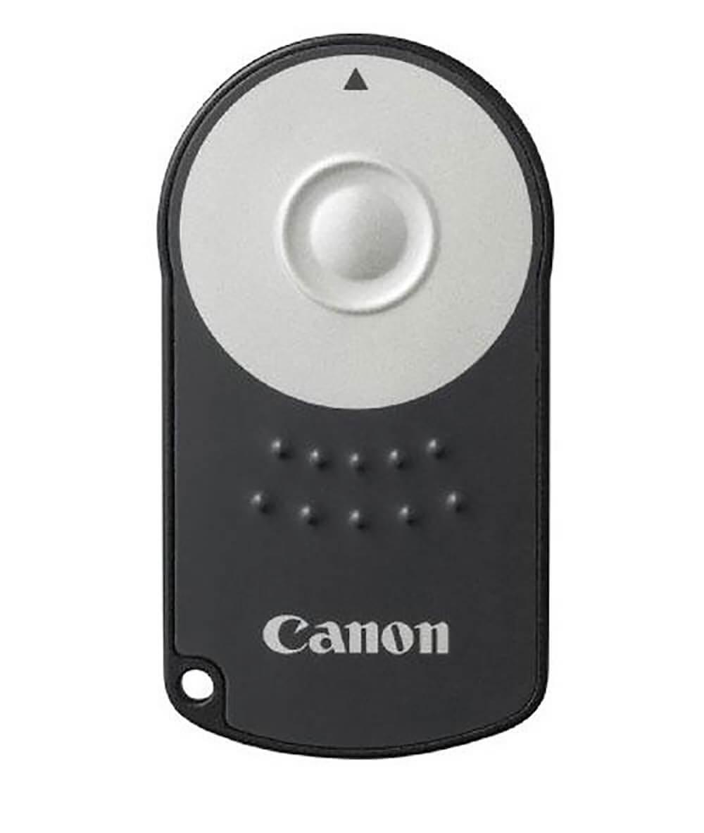 Control remoto para las fotografías a distancia