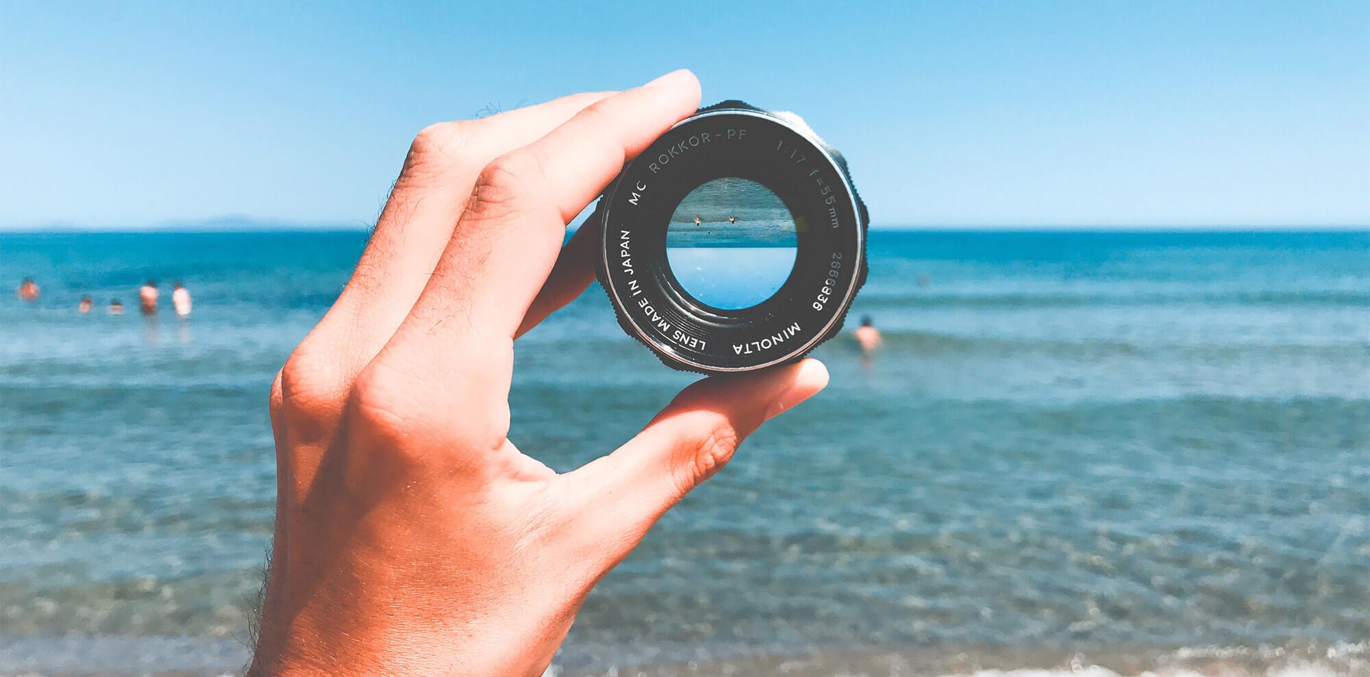 Fotografía el verano con tu cámara