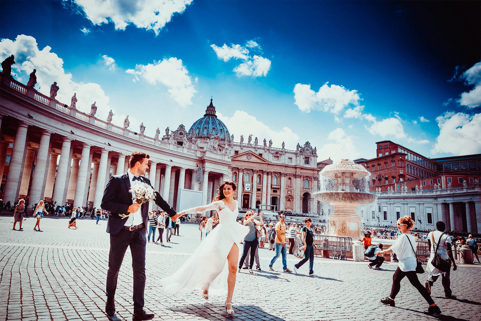 Fotografía bodas temáticas