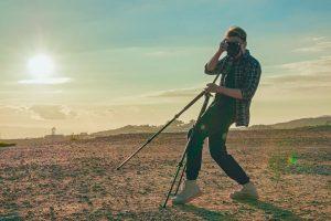 Fotografía a plena luz del día