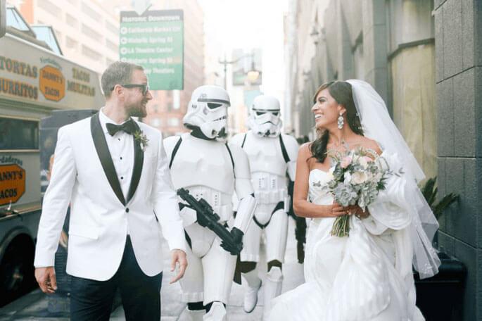 Fotografiar boda temática Granollers