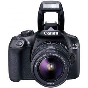 Cámara canon reflex 1300D