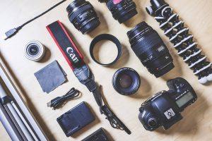 Diversidad de objetivos en tus sesiones fotográficas