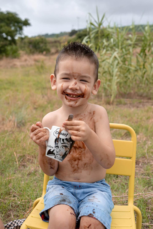 Fotografía personalizada para la sesión de tu hijo/a
