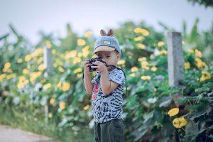 Las mejores cámaras para nuestros pequeños