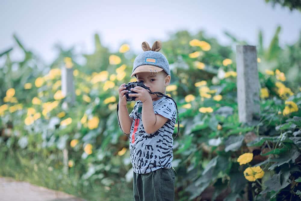 Las mejores cámaras para niños