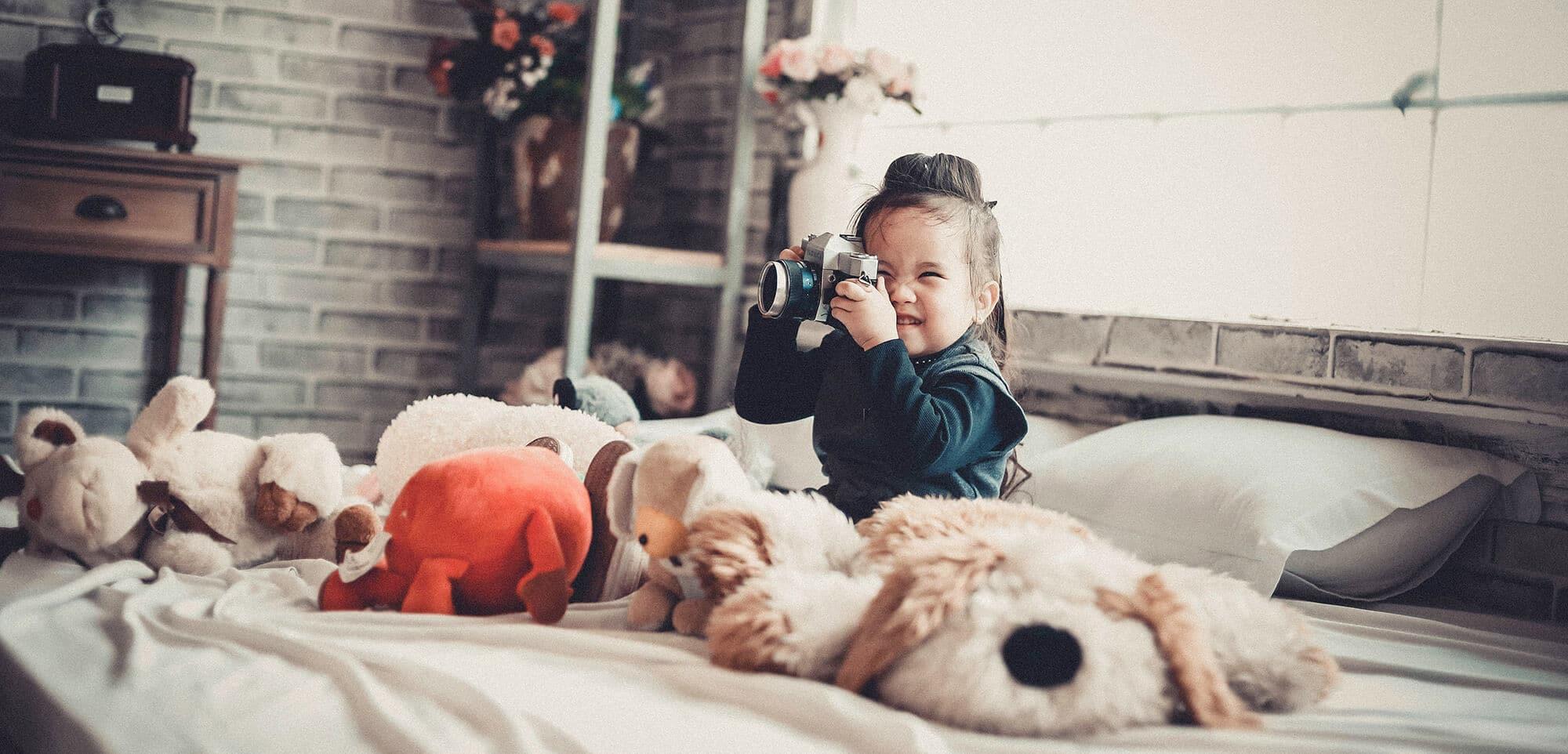 Cámaras fotográficas infantiles