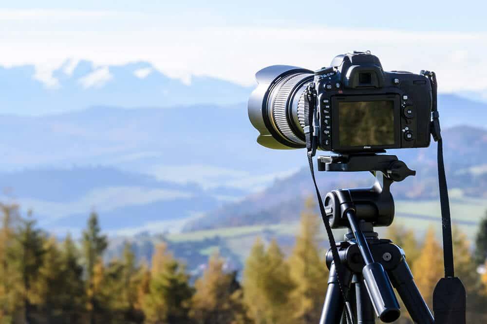 Material necesario para fotografiar una foto panorámica