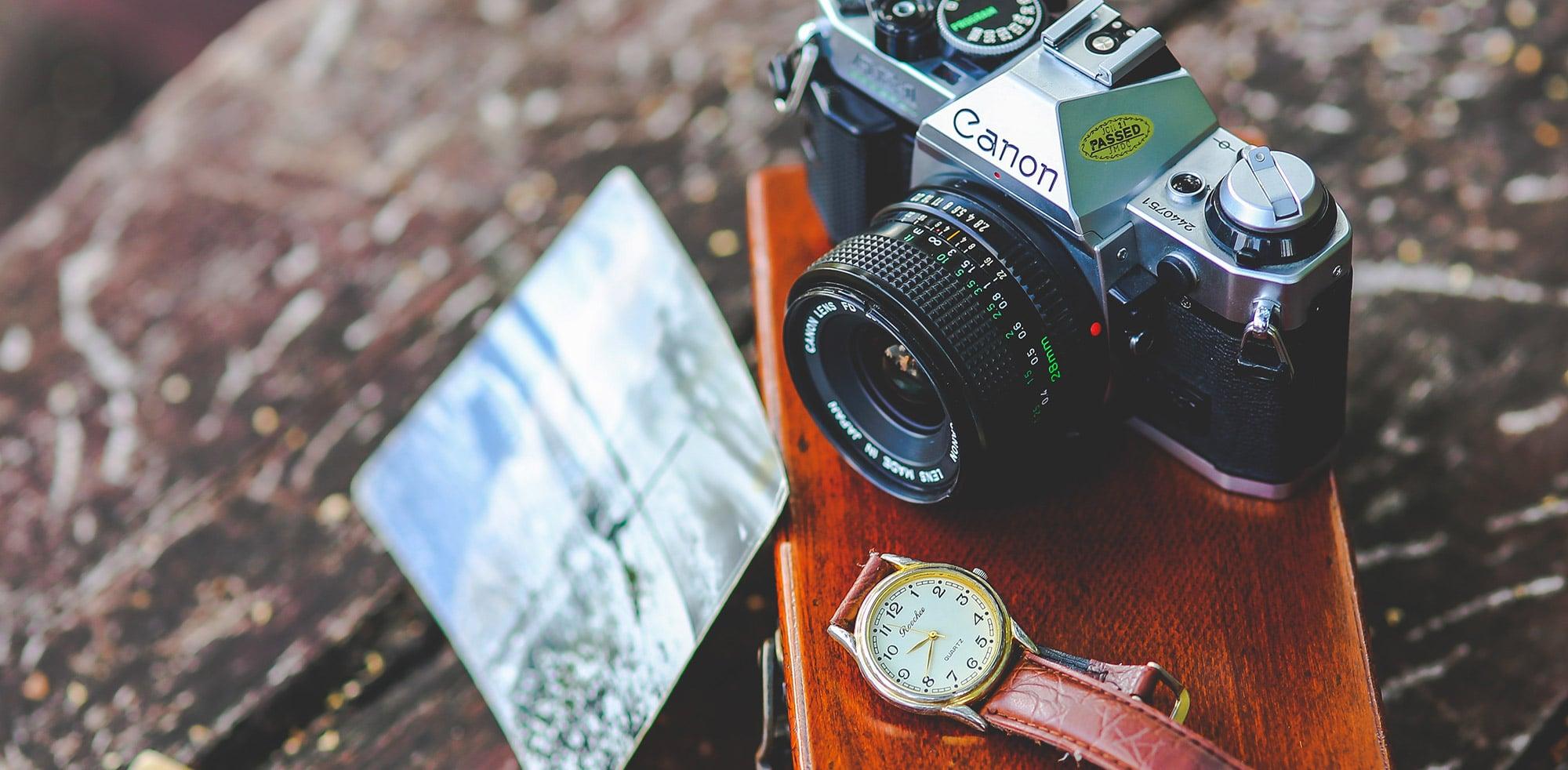 Todo lo que debes saber de la fotografía analógica
