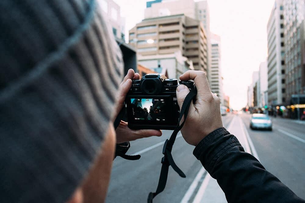 Fotografiar con cámaras compactas