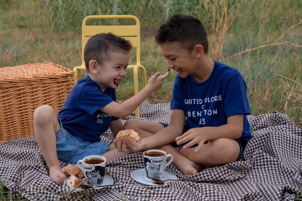 Fotografía infantil granollers