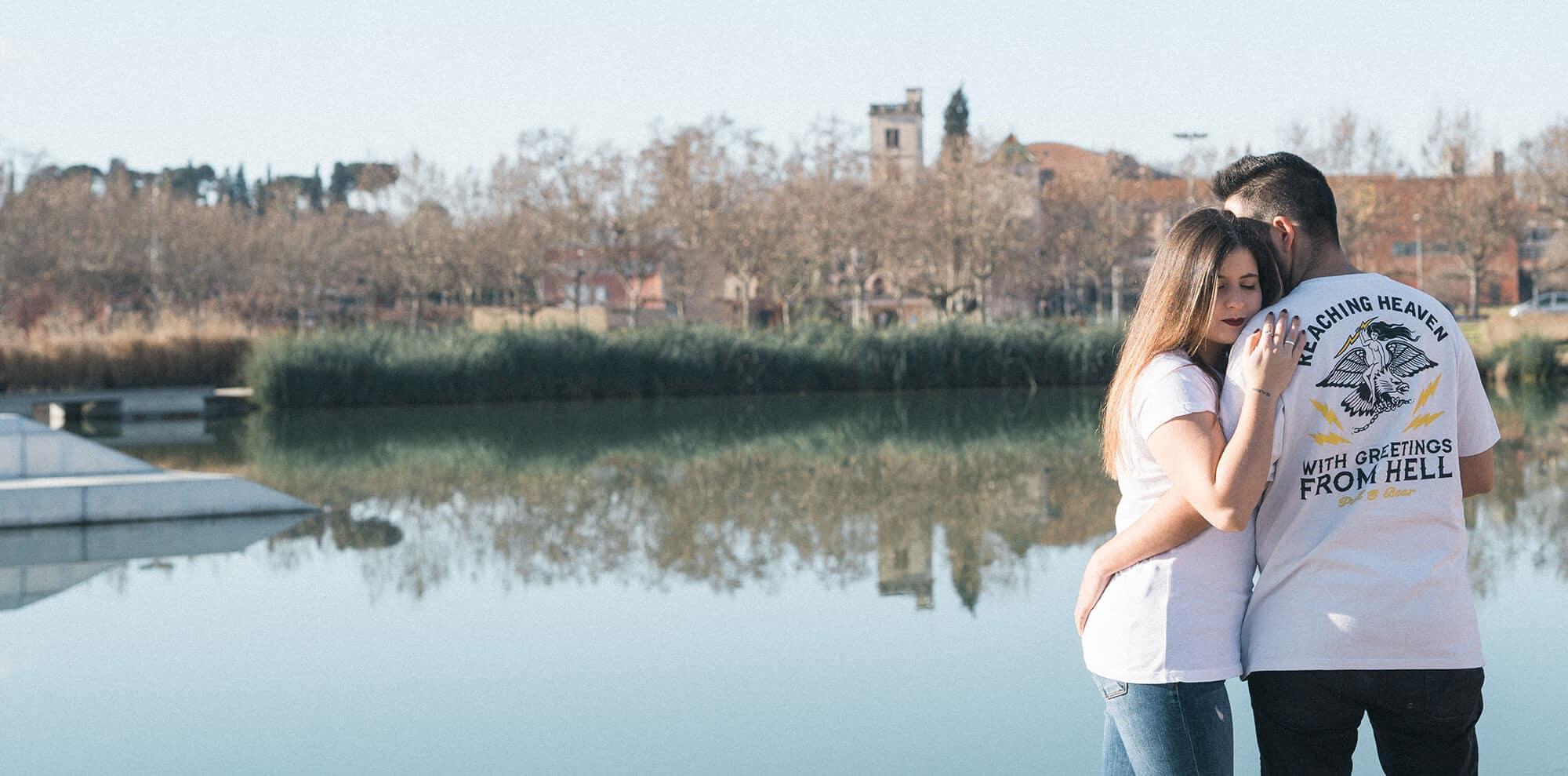 Fotografía en pareja en Granollers