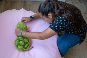 Reportaje de newborn a domicilio en Granollers