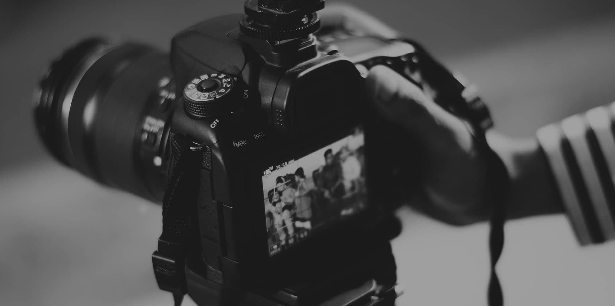 Reportaje fotográfico en estudio o en exterior