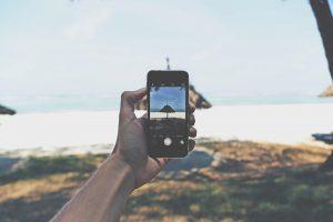 Encuadre para fotografiar con el móvil