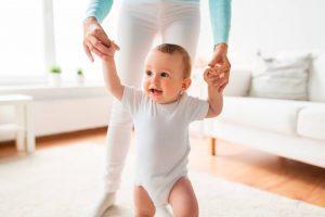 Reportaje de seguimiento del primer año del bebé