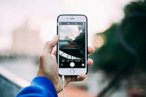 Luz del día para fotografiar con el móvil