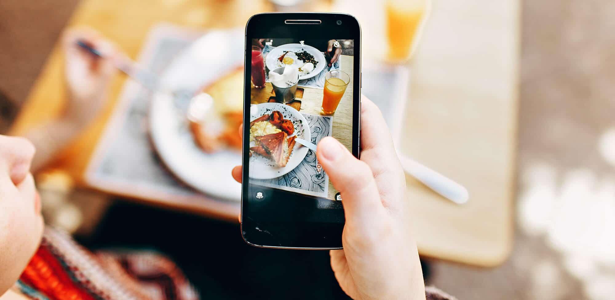 Consejos para fotografiar con tu móvil