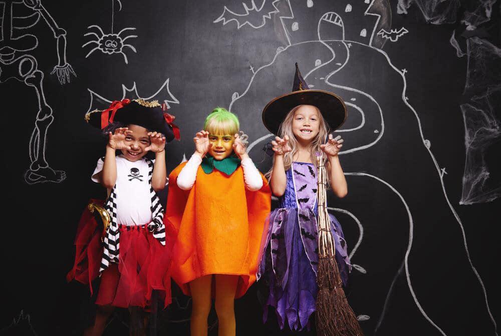 Fotografía de halloween en Dosrius