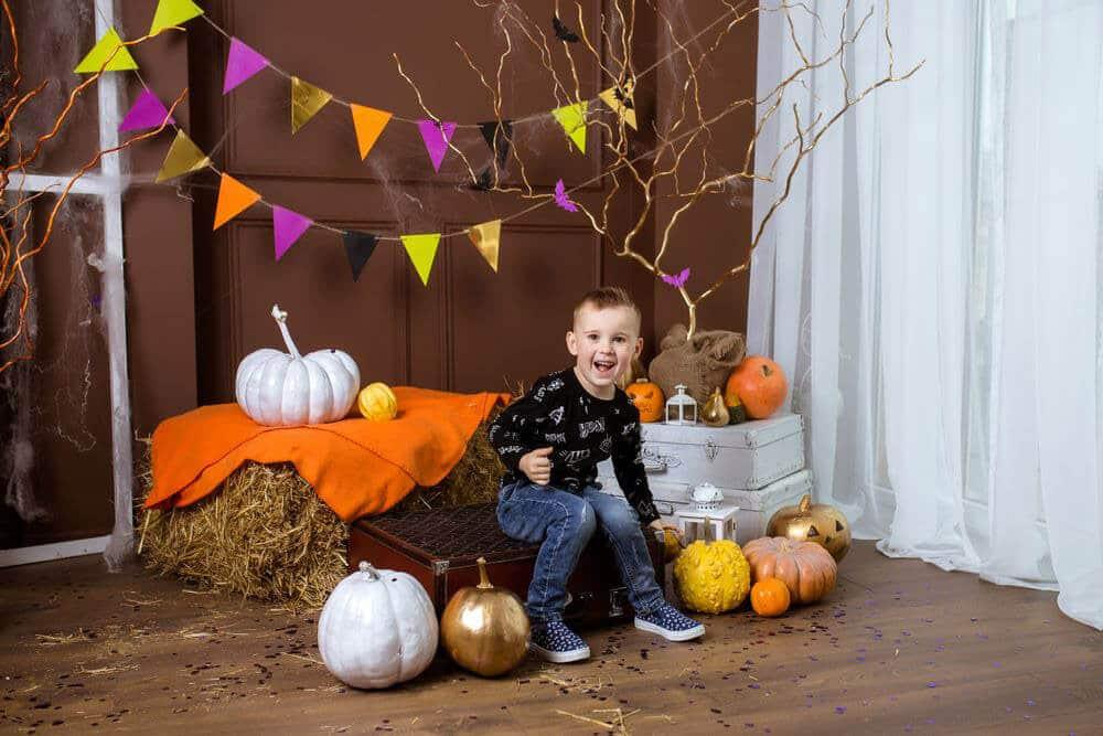 Fotografía divertida para Halloween