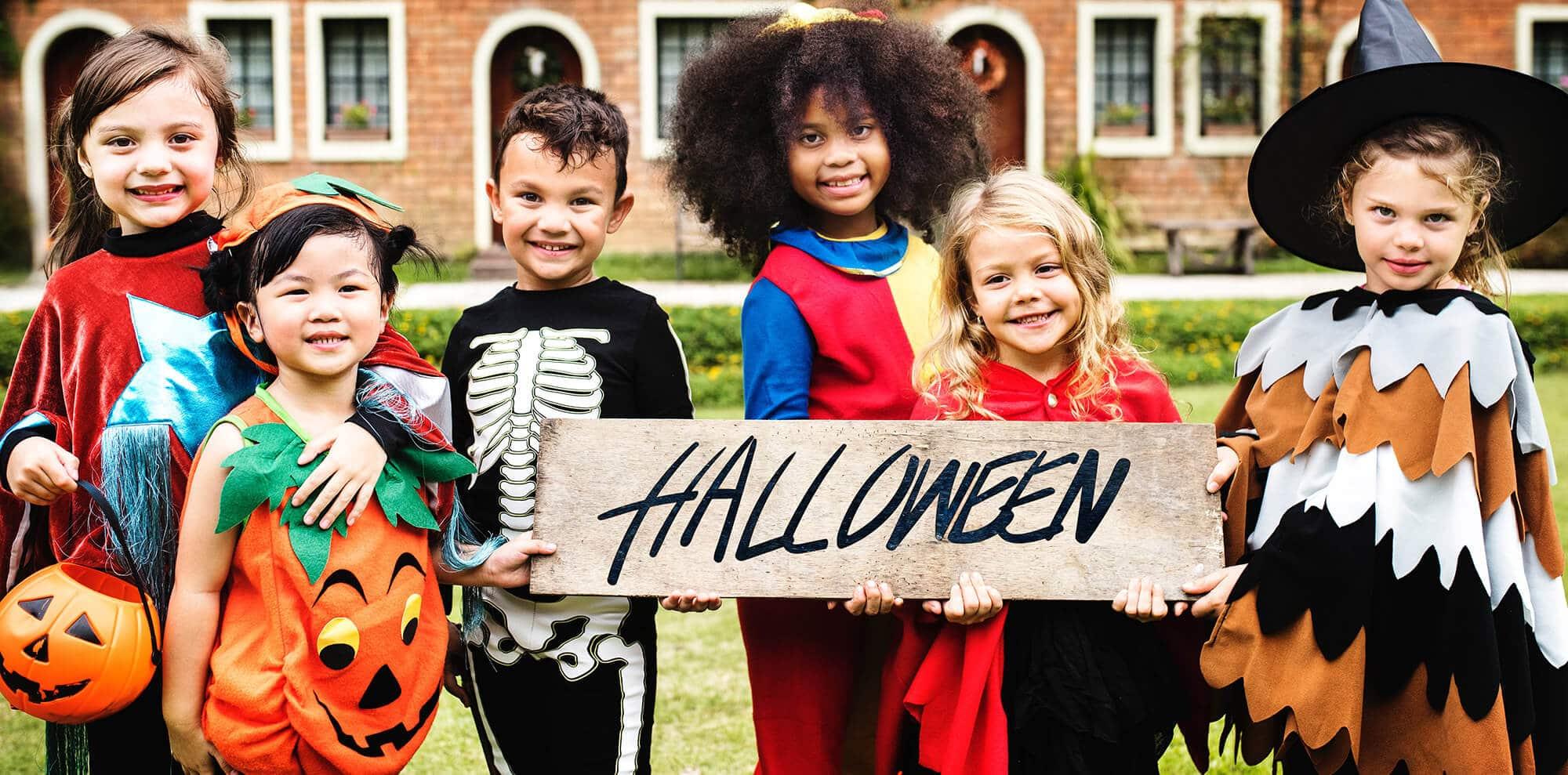 Divertido halloween en Granollers
