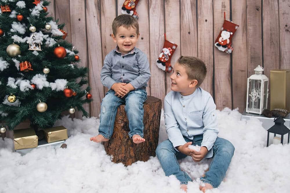 Reportaje en Granollers de navidad