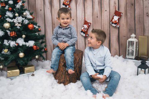 Reportaje fotos de Navidad