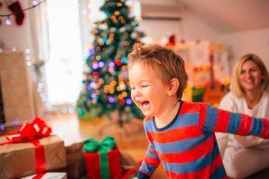 Sesión en casa para Navidad