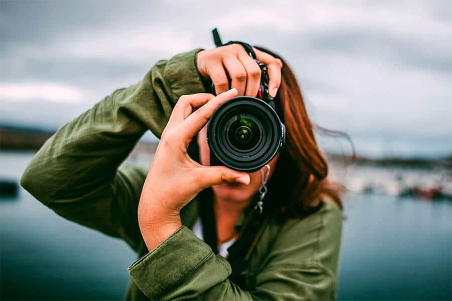 Elegir objetivo fotográfico
