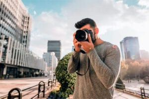 Escoger objetivo fotográfico