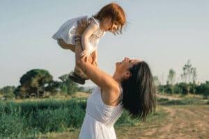 Sesión fotográfica madre hija